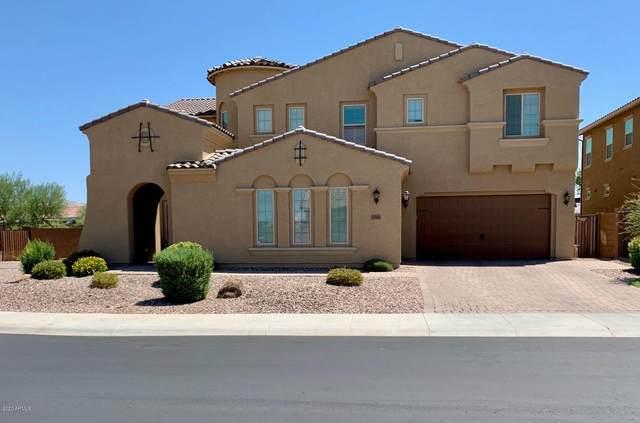 7561 S Frontier Street, Gilbert, AZ 85298 (MLS #6133581) :: Keller Williams Realty Phoenix