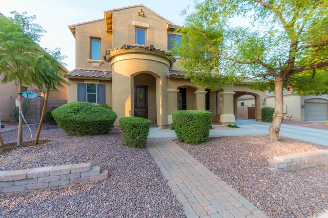 18342 W Cheryl Drive, Waddell, AZ 85355 (MLS #6133607) :: The AZ Performance PLUS+ Team