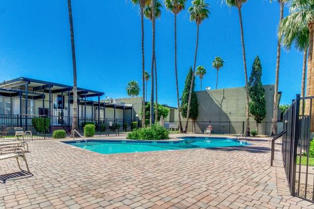 6767 N 7TH Street #117, Phoenix, AZ 85014 (MLS #6133634) :: Selling AZ Homes Team