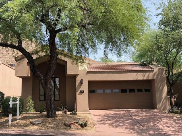 25150 N Windy Walk Drive #64, Scottsdale, AZ 85255 (MLS #6133637) :: Lucido Agency