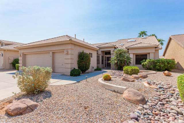 9839 E Sunburst Drive, Sun Lakes, AZ 85248 (MLS #6133641) :: Selling AZ Homes Team