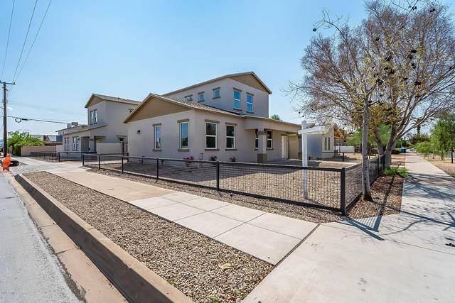 1155 E Fillmore Street B, Phoenix, AZ 85006 (MLS #6133649) :: Sheli Stoddart Team | M.A.Z. Realty Professionals