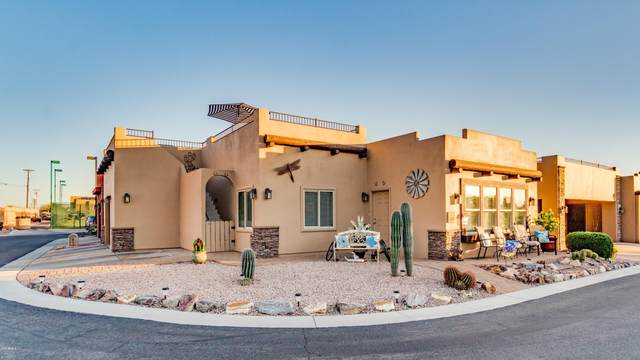 6601 E Us Highway 60 #849, Gold Canyon, AZ 85118 (MLS #6133658) :: Lucido Agency