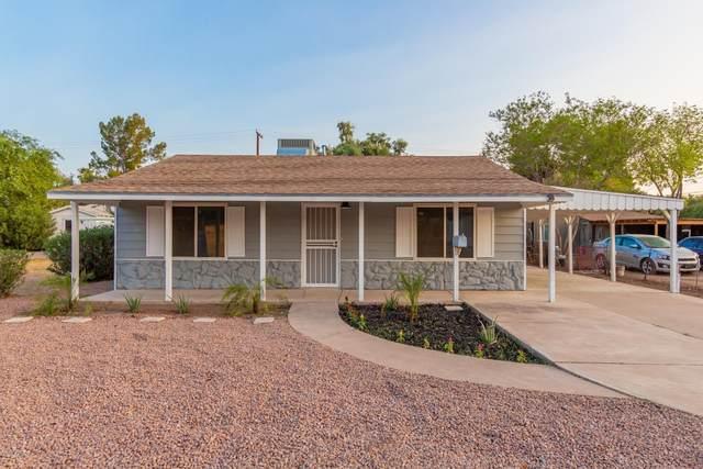 2109 E Sheridan Street, Phoenix, AZ 85006 (MLS #6133683) :: Brett Tanner Home Selling Team