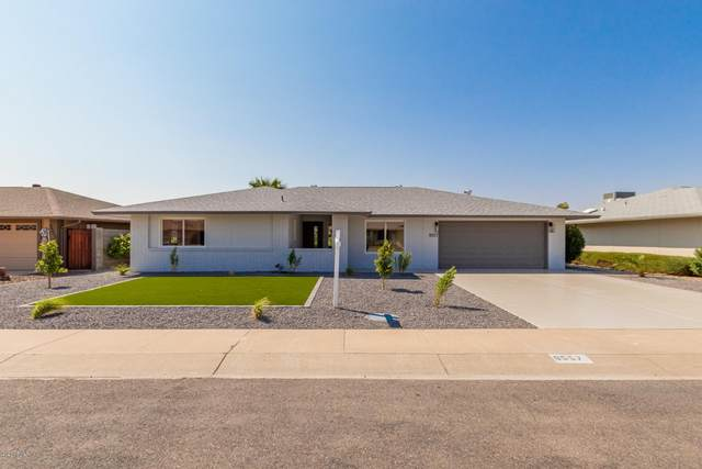 9557 W Willowbrook Drive, Sun City, AZ 85373 (MLS #6133697) :: neXGen Real Estate