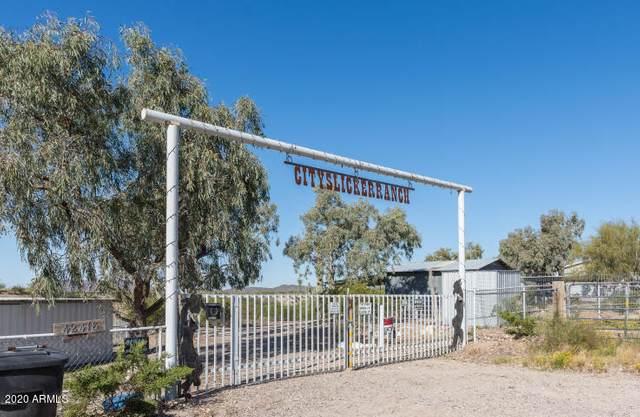 42418 W Grand Avenue, Morristown, AZ 85342 (MLS #6133699) :: Conway Real Estate