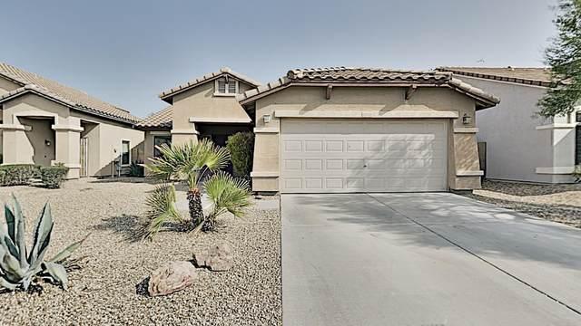 25526 W Pioneer Street, Buckeye, AZ 85326 (MLS #6133701) :: Balboa Realty