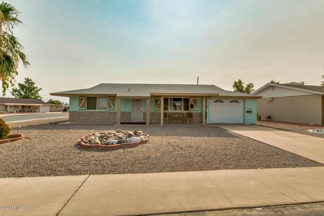 12648 N Augusta Drive, Sun City, AZ 85351 (MLS #6133709) :: Riddle Realty Group - Keller Williams Arizona Realty