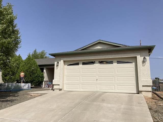8340 E Dana Drive, Prescott Valley, AZ 86314 (MLS #6133711) :: Conway Real Estate