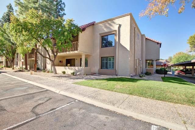 8649 E Royal Palm Road #233, Scottsdale, AZ 85258 (MLS #6133731) :: The Laughton Team