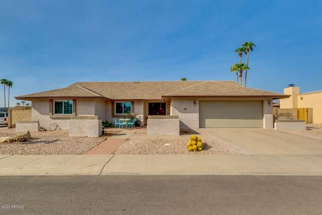 632 W Crofton Street, Chandler, AZ 85225 (MLS #6133734) :: The Daniel Montez Real Estate Group