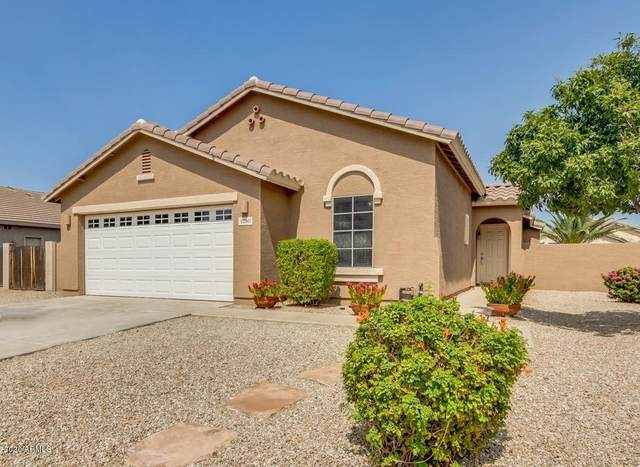1280 E Heather Drive, San Tan Valley, AZ 85140 (MLS #6133751) :: Balboa Realty