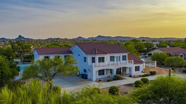 2075 W Silverlode Drive, Wickenburg, AZ 85390 (MLS #6133754) :: Conway Real Estate