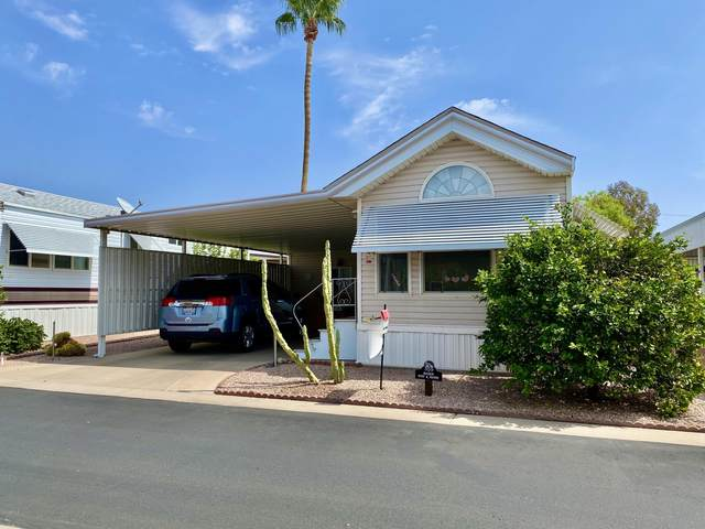 7750 E Broadway Road #359, Mesa, AZ 85208 (MLS #6133761) :: The Property Partners at eXp Realty