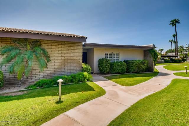 4800 N 68TH Street #321, Scottsdale, AZ 85251 (MLS #6133767) :: Conway Real Estate