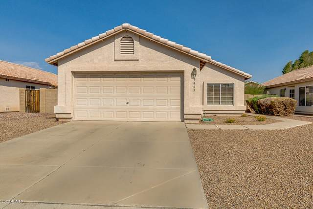 1429 S Racine, Mesa, AZ 85206 (MLS #6133781) :: Balboa Realty