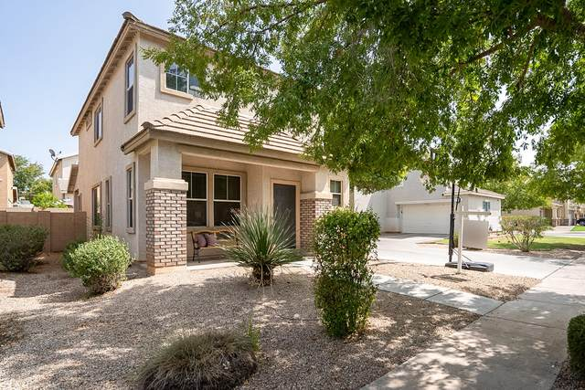 1461 S Pheasant Drive, Gilbert, AZ 85296 (MLS #6133789) :: Balboa Realty