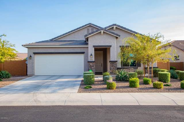 25955 W Escuda Drive, Buckeye, AZ 85396 (MLS #6133800) :: Balboa Realty