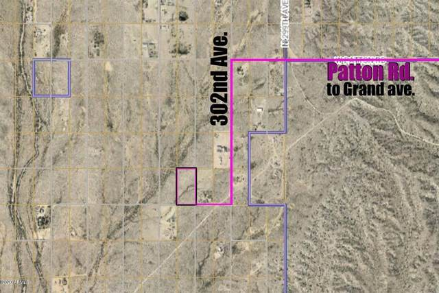30120 W Pinnacle Vista Drive, Wittmann, AZ 85361 (MLS #6133809) :: Conway Real Estate
