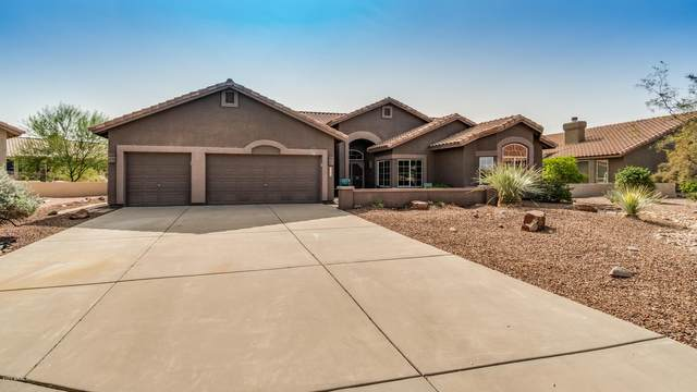 6335 S Niblick Court, Gold Canyon, AZ 85118 (MLS #6133822) :: Sheli Stoddart Team | M.A.Z. Realty Professionals