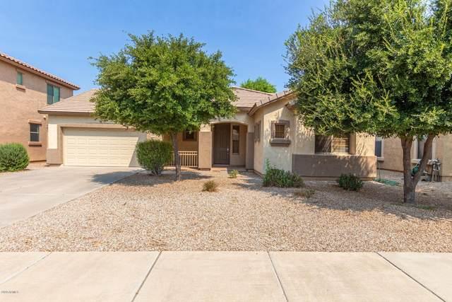 19862 E Carriage Way, Queen Creek, AZ 85142 (MLS #6133826) :: Conway Real Estate