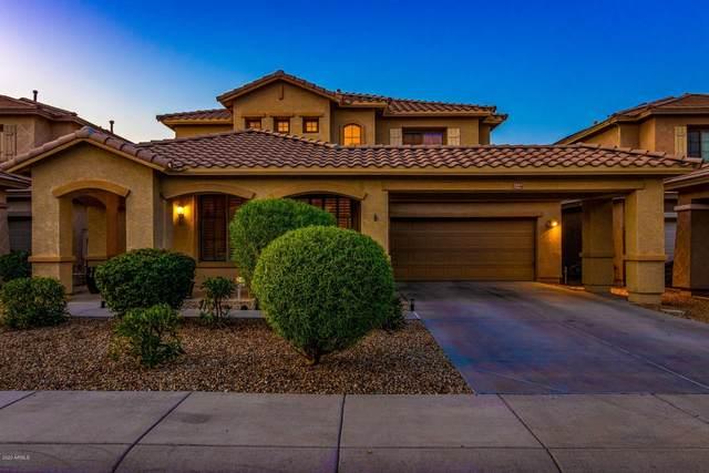 15446 W Cottonwood Circle, Surprise, AZ 85374 (MLS #6133828) :: Brett Tanner Home Selling Team
