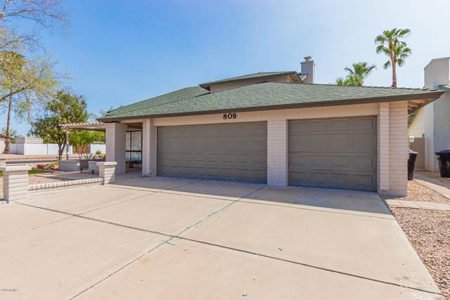 809 W Portobello Avenue, Mesa, AZ 85210 (MLS #6133830) :: Long Realty West Valley