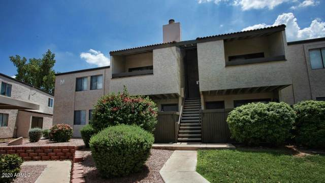 2938 N 61ST Place #150, Scottsdale, AZ 85251 (MLS #6133841) :: The Property Partners at eXp Realty