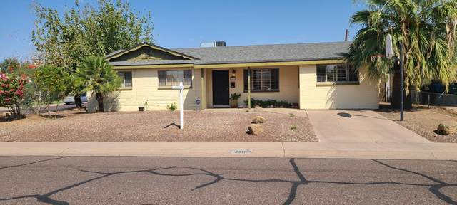 2916 W Aster Drive, Phoenix, AZ 85029 (MLS #6133849) :: Brett Tanner Home Selling Team