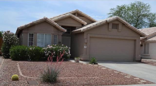 6189 W Pontiac Drive, Glendale, AZ 85308 (MLS #6133855) :: Brett Tanner Home Selling Team