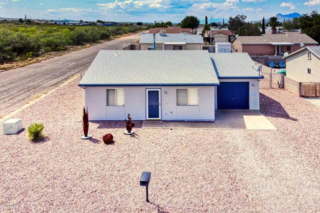 121 Buffalo Dr Drive, Huachuca City, AZ 85616 (MLS #6133864) :: Klaus Team Real Estate Solutions