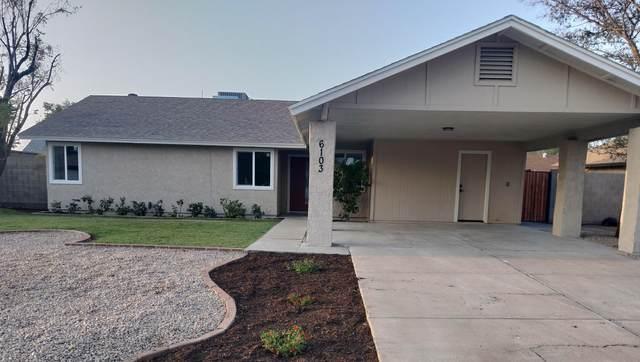 6103 W Evans Drive, Glendale, AZ 85306 (MLS #6133865) :: Balboa Realty