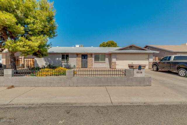 8528 W Mitchell Drive, Phoenix, AZ 85037 (MLS #6133876) :: Midland Real Estate Alliance