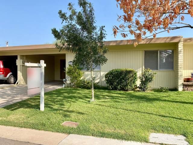 5566 N 10TH Street, Phoenix, AZ 85014 (MLS #6133909) :: My Home Group