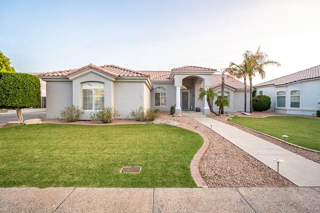 5345 E Mclellan Road #116, Mesa, AZ 85205 (MLS #6133916) :: Riddle Realty Group - Keller Williams Arizona Realty