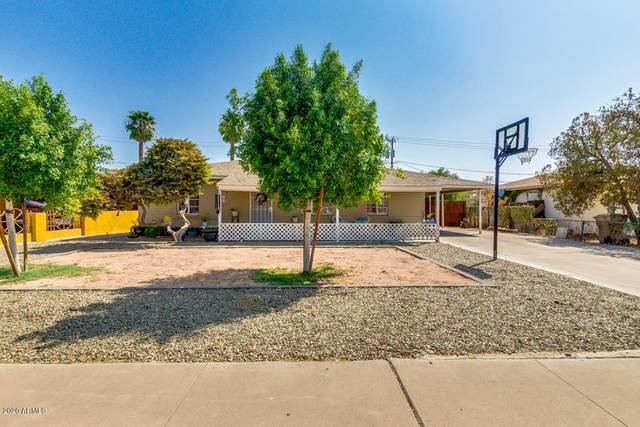 665 S Sirrine Street, Mesa, AZ 85210 (MLS #6133924) :: Riddle Realty Group - Keller Williams Arizona Realty