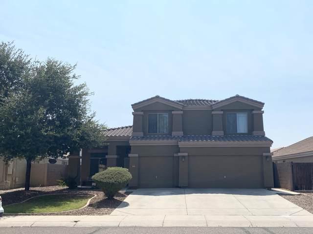 10529 W Hilton Avenue, Tolleson, AZ 85353 (MLS #6133929) :: Brett Tanner Home Selling Team