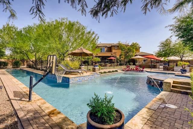 5228 E Barwick Drive, Cave Creek, AZ 85331 (MLS #6133937) :: RE/MAX Desert Showcase