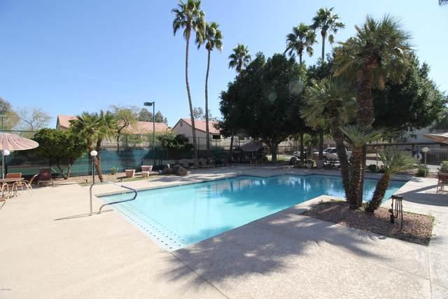 1287 N Alma School Road #123, Chandler, AZ 85224 (MLS #6133940) :: Klaus Team Real Estate Solutions