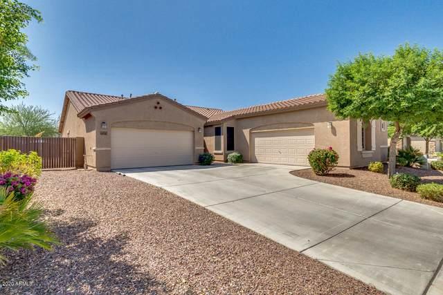 10043 W Wizard Lane, Peoria, AZ 85383 (MLS #6133941) :: Maison DeBlanc Real Estate