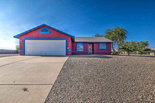 8773 W Raven Drive, Arizona City, AZ 85123 (MLS #6133966) :: Homehelper Consultants