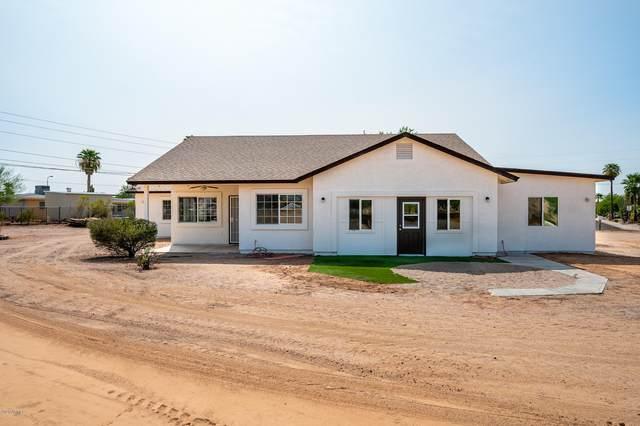 2210 W 10TH Avenue, Apache Junction, AZ 85120 (MLS #6133967) :: The Daniel Montez Real Estate Group