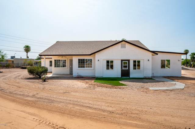 2210 W 10TH Avenue, Apache Junction, AZ 85120 (MLS #6133967) :: D & R Realty LLC