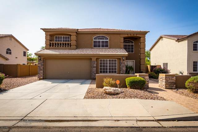 893 E Rosebud Drive, San Tan Valley, AZ 85143 (MLS #6133968) :: D & R Realty LLC