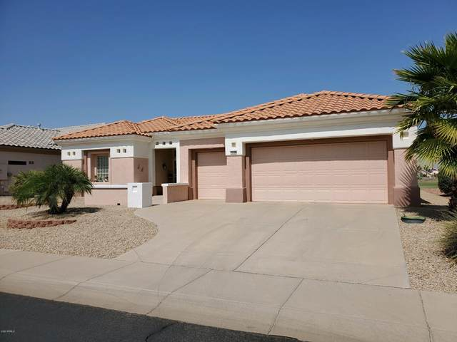 15328 W Black Gold Lane, Sun City West, AZ 85375 (MLS #6133969) :: The Daniel Montez Real Estate Group