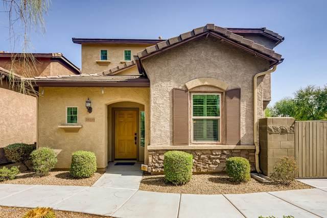 21249 N 36TH Place, Phoenix, AZ 85050 (MLS #6133970) :: Conway Real Estate