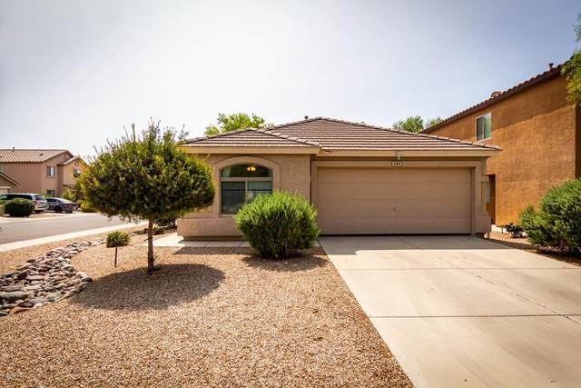 4199 E Citrine Road, San Tan Valley, AZ 85143 (MLS #6133976) :: D & R Realty LLC