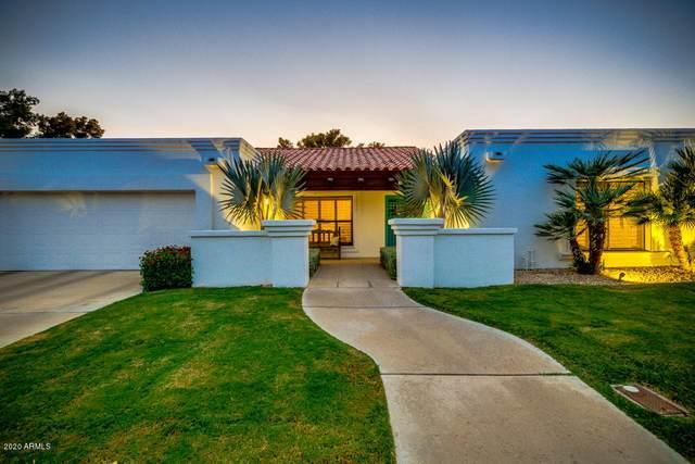 5532 N 75TH Street, Scottsdale, AZ 85250 (MLS #6133997) :: The Daniel Montez Real Estate Group