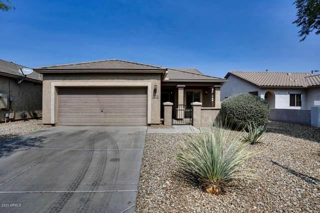 19244 W Adams Street, Buckeye, AZ 85326 (MLS #6134007) :: RE/MAX Desert Showcase