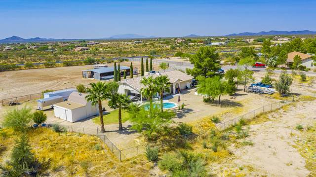 35119 S Us Highway 93, Wickenburg, AZ 85390 (MLS #6134019) :: The Bill and Cindy Flowers Team